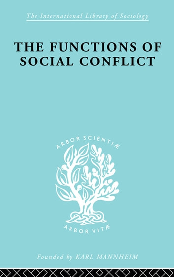 Functns Soc Conflict Ils 110 ebook by
