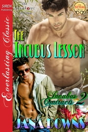 The Incubus Lesson ebook by Jana Downs