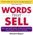 Words that Sell, Revised and Expanded Edition : The Thesaurus to Help You Promote Your Products, Services, and Ideas: The Thesaurus to Help You Promote Your Products, Services, and Ideas