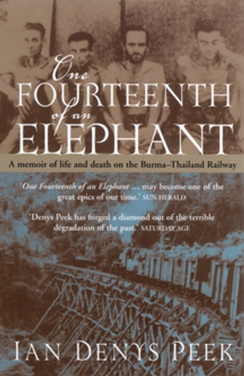 One Fourteenth of an Elephant ebook by Ian Denys Peek