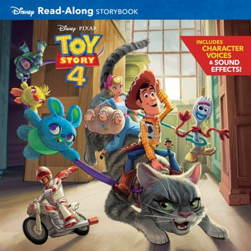Toy Story 4 Read-Along Storybook ebook by Disney Book Group