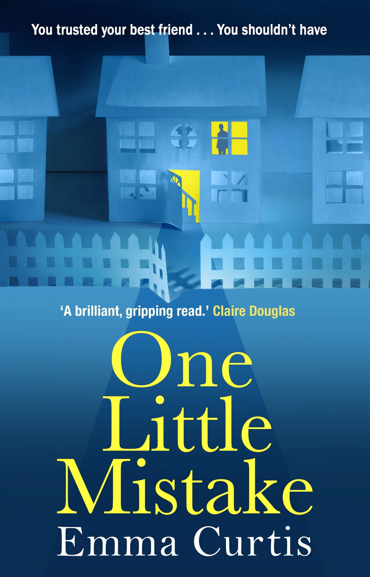 One Little Mistake  The Gripping Ebook Bestseller Ebook By Emma Curtis