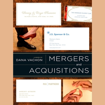 Mergers and Acquisitions audiobook by Dana Vachon