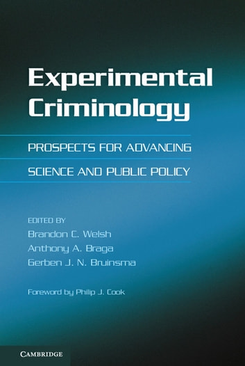 advanced criminology Attempts to move beyond the current criminological frames of reference to examine how the field has evolved into its present state and proposes the need for an advanced criminology based on a deeper understanding of the psychological function that is used to create all patterns of thought (author.