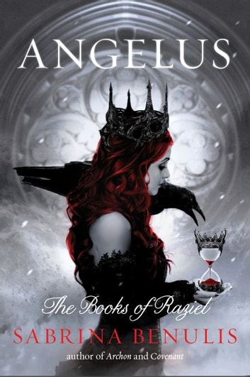 Angelus - The Books of Raziel ebook by Sabrina Benulis