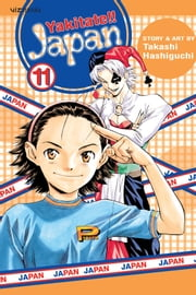 Yakitate!! Japan, Vol. 11 ebook by Takashi Hashiguchi,Takashi Hashiguchi
