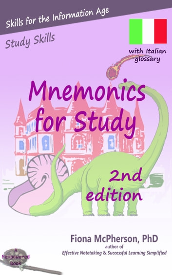 Mnemonics for Study: Italian edition ebook by Fiona McPherson