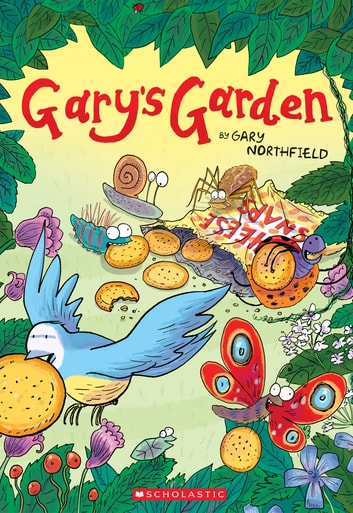 Gary's Garden ebook by Gary Northfield