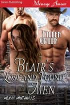 Blair's Lost and Found Men ebook by