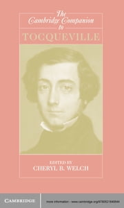 The Cambridge Companion to Tocqueville ebook by Cheryl B. Welch