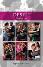 Desire Box Set 1-6 Sept 2020/Trust Fund Fiance/Once Forbidden, Twice Tempted/Reckless Envy/The Rebel's Redemption/One Wild Texas Night/Secre ebook by Sara Orwig, Naima Simone, Kira Sinclair,...