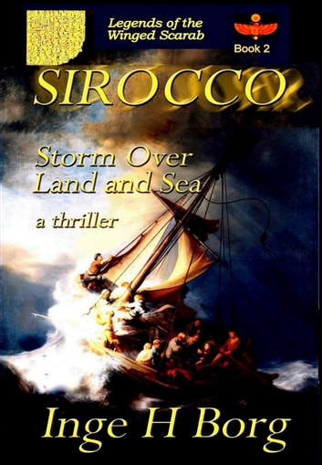 Sirocco, Storm over Land and Sea ebook by Inge H. Borg