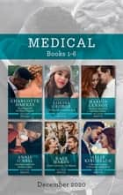 Medical Box Set 1-6 Dec 2020/The Bodyguard's Christmas Proposal/The Princess's Christmas Baby/Mistletoe Kiss with the Heart Doctor/Christma ebook by Marion Lennox, Kate Hardy, Louisa George,...