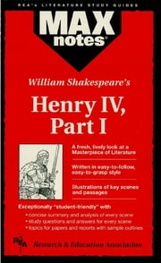 an analysis of king henry 4 part 1 by william shakespeare