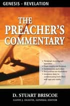 The Preacher's Commentary Series, Volumes 1-35: Genesis - Revelation ebook by Stuart Briscoe