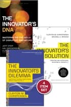 "The Clayton Christensen Innovation Collection (includes The Innovator's Dilemma, The Innovator's Solution, The Innovator's DNA, and the award-winning Harvard Business Review article ""How Will You Measure Your Life?"") ebook by Clayton M. Christensen,Michael E. Raynor,Jeff Dyer,Hal Gregersen"