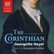 The Corinthian audiobook by Georgette Heyer