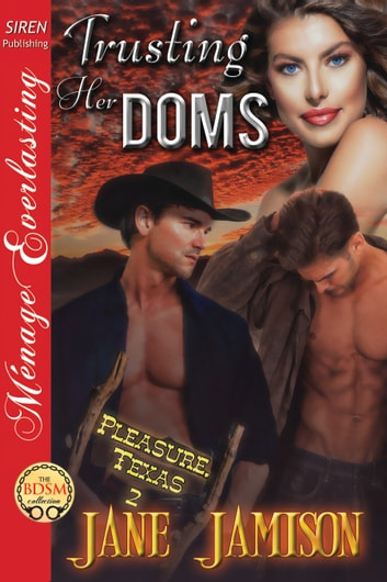 Trusting Her Doms ebook by Jane Jamison