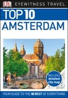 Top 10 Amsterdam ebook by DK Travel