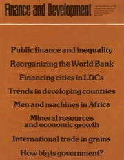 Finance & Development, March 1974 ebook by International Monetary Fund. External Relations Dept.