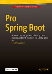 Pro Spring Boot ebook by Kobo.Web.Store.Products.Fields.ContributorFieldViewModel