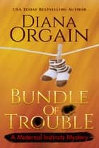 Bundle of Trouble - A humorous cozy mystery ebook by Diana Orgain