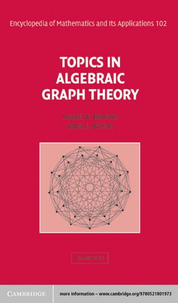 Algebraic Graph Theory