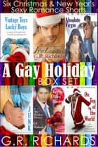 A Gay Holiday Box Set: Six Christmas and New Year's Sexy Romance Shorts ebook by G.R. Richards