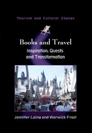 Books and Travel ebook by Jennifer Laing,Warwick Frost