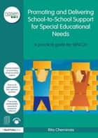 Promoting and Delivering School-to-School Support for Special Educational Needs ebook by Rita Cheminais