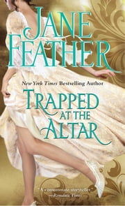 Trapped at the Altar ebook by Jane Feather