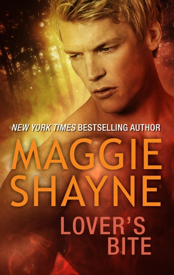 Lover's Bite ebook by Maggie Shayne
