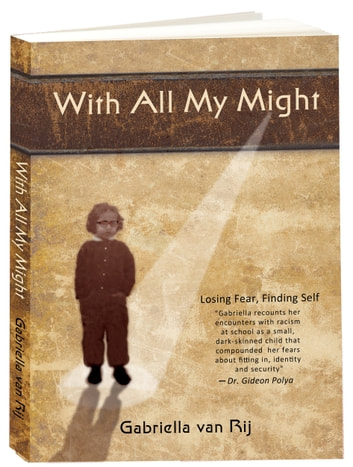 With All My Might ebook by Gabriella van Rij