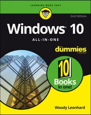 Windows 10 All-In-One For Dummies ebook by Woody Leonhard