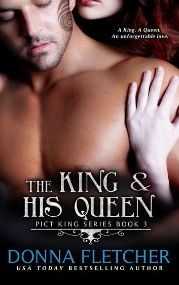 The King & His Queen ebook by Donna Fletcher