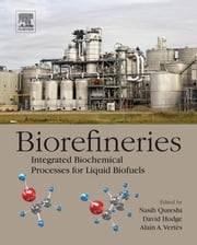 Biorefineries - Integrated Biochemical Processes for Liquid Biofuels ebook by Nasib Qureshi,David Hodge,Alain Vertes