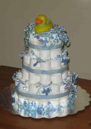 How to Make a Diaper Cake ebook by Kobo.Web.Store.Products.Fields.ContributorFieldViewModel