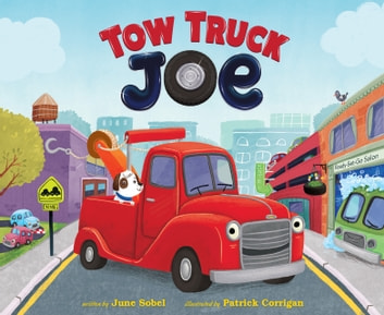 Tow Truck Joe ebook by June Sobel