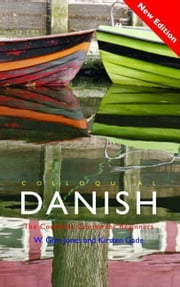 Colloquial Danish ebook by Jones, W. Glyn