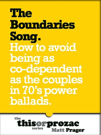 The Boundaries Song How To Avoid Being As Co Dependent Couples In 70s Power Ballads