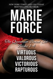 The Quantum Boxed Set, Books 1-4 ebook by Marie Force