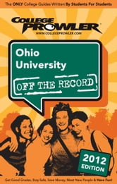Ohio University 2012 ebook by Nash Bober