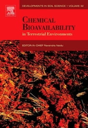 Chemical Bioavailability in Terrestrial Environments ebook by Naidu, Ravendra