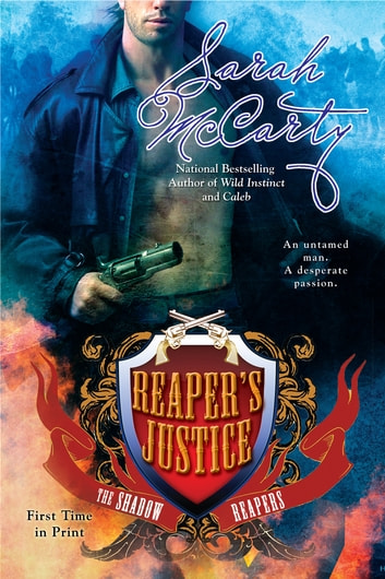 Reaper's Justice ebook by Sarah McCarty