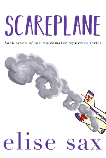 Scareplane ebook by Elise Sax
