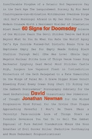 60 Signs for Doomsday ebook by David Newman