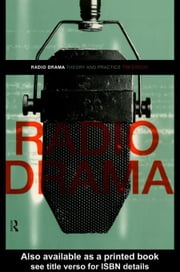 Radio Drama ebook by Crook, Tim