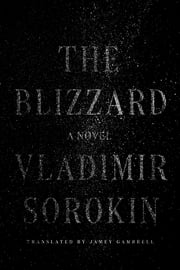 The Blizzard - A Novel ebook by Vladimir Sorokin,Jamey Gambrell