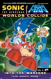 Sonic / Mega Man: Worlds Collide 2 ebook by Sonic/Mega Man Scribes