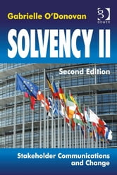 Solvency II - Stakeholder Communications and Change ebook by Ms Gabrielle O'Donovan
